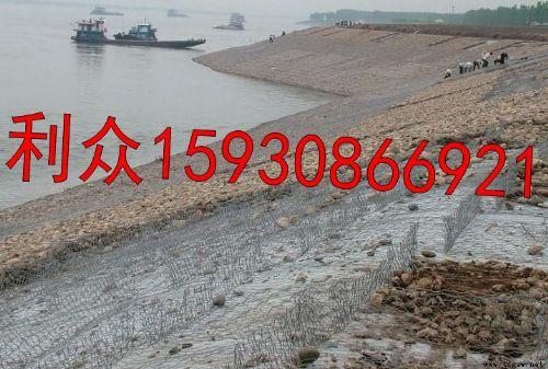 堤防加固防洪镀锌铝合金格宾网 pvc格宾石笼 热镀锌格宾网箱