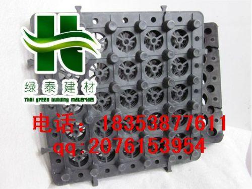 湘西车库绿化阻根板0.8-6公分永州园林景观种植排水板*送货