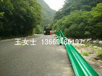 湖南株洲定做安装高速公路护栏 波形梁护栏