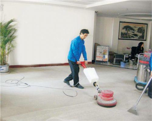 綿陽PVC地板清洗與打蠟