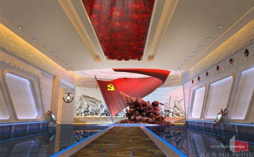 红色军事文化主题展厅|文化主题馆策划方案