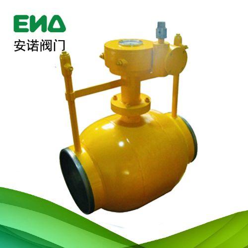 燃气放散焊接球阀 整体式焊接球阀 焊接球阀