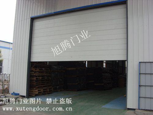 天津地磁车库门