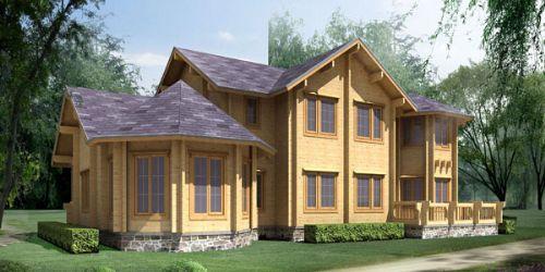 河北石家庄木结构房屋别墅专业施工首佳木结构优质服务