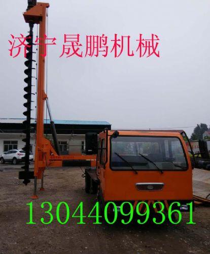 电线杆挖坑机 立杆挖坑机