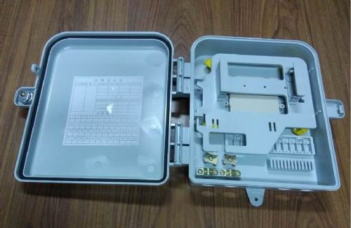 分纤箱 1分8插片式光纤分纤箱