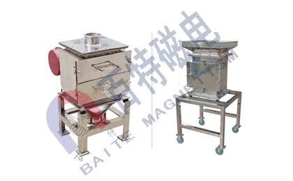 粉体除铁器RCYA-4格栅型除铁器抽屉式除铁器潍坊专业的生产厂家
