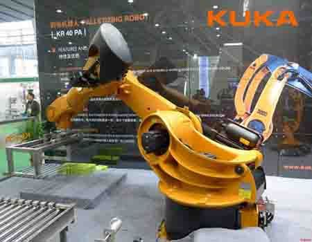 进口二手工业机器人在青岛港怎样通关代理进口通关流程