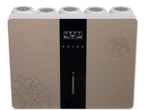 旭泰净水器直饮机家用净水纯水反渗透厨房双出水苹果六代XT-RO-