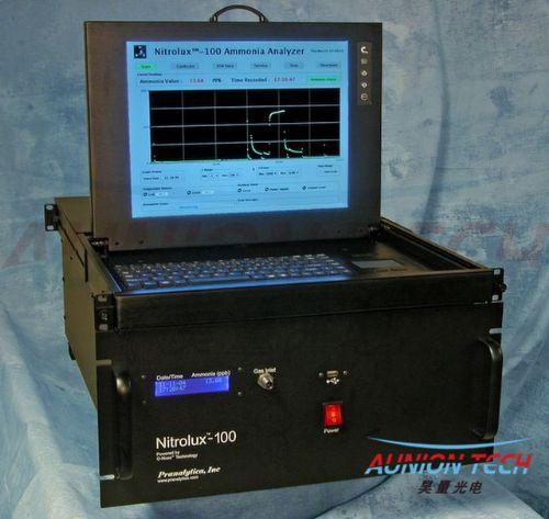 中红外激光器氨气检测仪