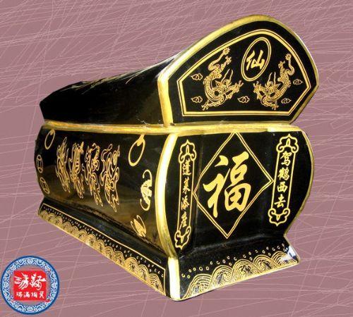 景德镇陶瓷骨灰盒批发厂家