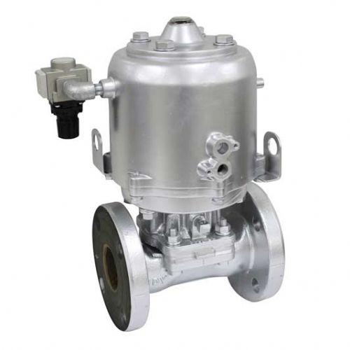 NDV阀门气动反向作用直流型隔膜阀PO1500N