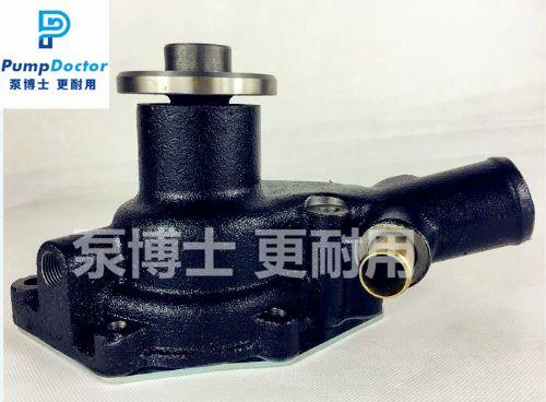 4BG1水泵 8-97125051-1 日立五十铃水泵
