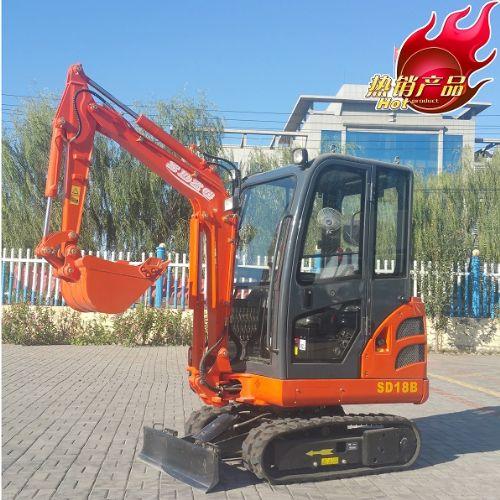全新18B国产小型挖掘机 小型挖掘机公司
