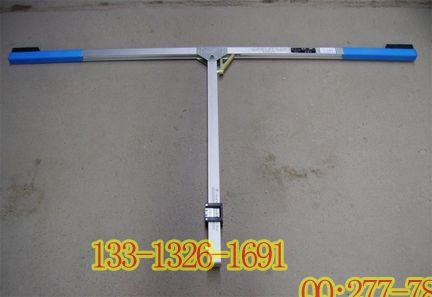 厂家直销 车钩中心高度测量尺 机车车辆钩高尺 自测校对杆