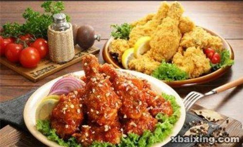 韩国炸鸡的顶级美味首尔炸鸡