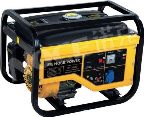 诺克家庭备用之首选5kw汽油发电机