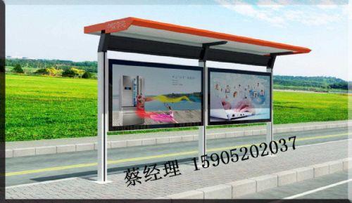 唐山宣传栏公交站台广告灯箱定制公司