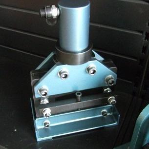 母线加工机四合一母排铜排加工机70冲孔机切排机平弯立弯机