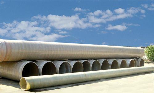 玻璃钢管道 玻璃钢夹砂管道 玻璃钢缠绕管道