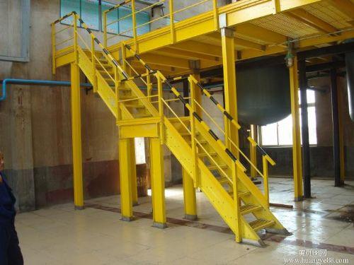 玻璃钢梯子间 矿用玻璃钢梯子间 有煤安证的玻璃钢梯子间