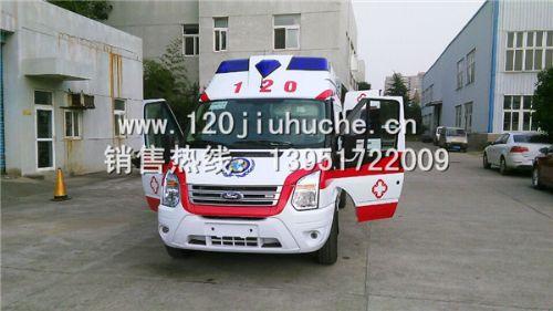 福特全顺监护型救护车价格 图片13951722009