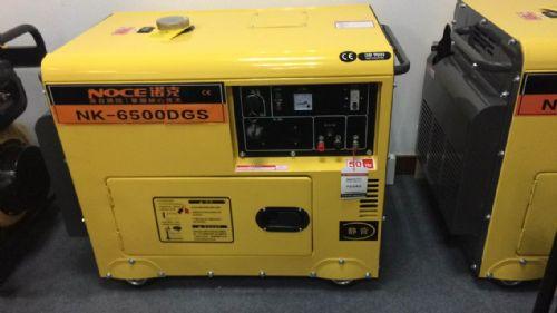 小型柴油静音发电机组6kw