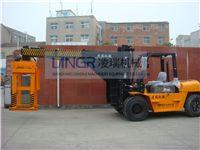 5吨叉车式红砖抱砖车 红砖装砖车