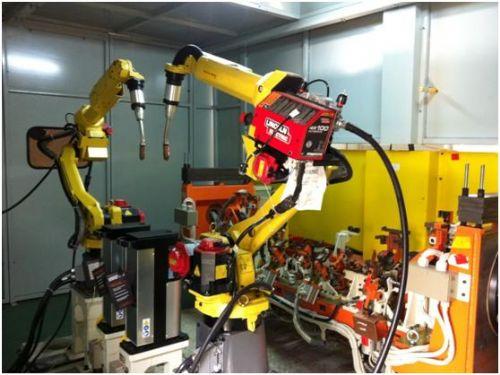 天津能做二手工业机器人全包进口的物流公司代理进口手续