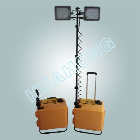 SFW3001便携式升降工作灯  SFW6121多功能升降工作灯