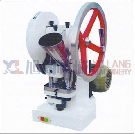 玉林涡轮式单冲压片机 西药压片机