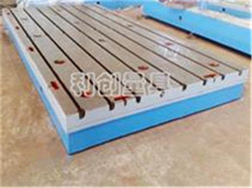铸铁工作台品质保证