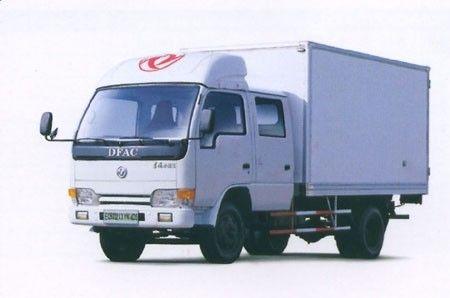 盐田码头拖车散货车