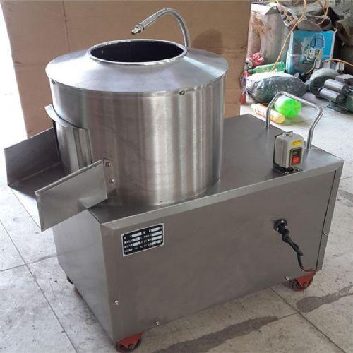 土豆去皮机郑州地区厂家供应