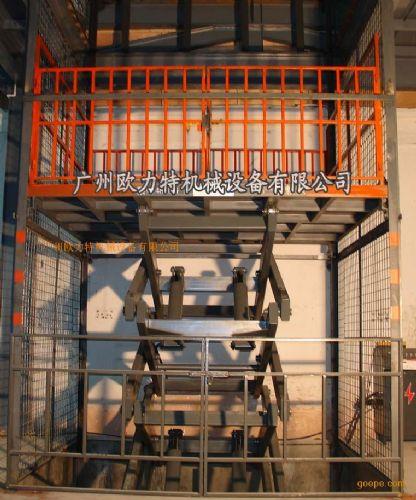 深圳升降货梯认证全+高效液压升降货梯