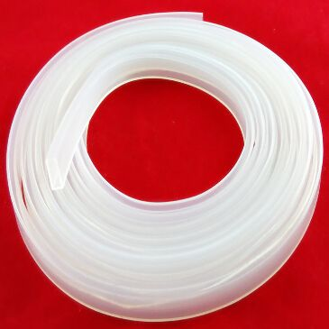 厂家直销异型环保硅胶管