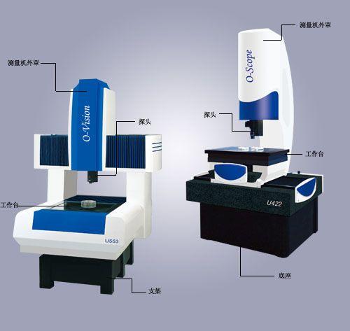 O-Scope复合式三坐标测量机
