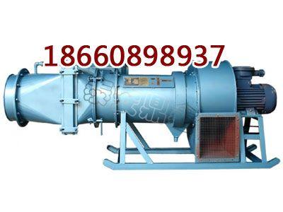 掘进机除尘风机型号,KCS180LD矿用除尘风机图片