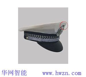 无线大檐帽摄录系统