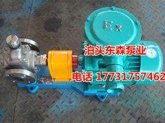 供应质优价廉YCB齿轮渣油泵