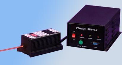 YTHG-660-100 660nm 红光固体激光器