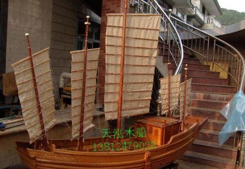 怎样制作手工小木船模型