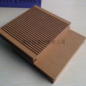 环保塑木地板材料140S22木塑实心地板厂家供应便宜批发