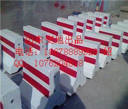 唐山隔离墩,滦县混凝土防撞墩18678889929