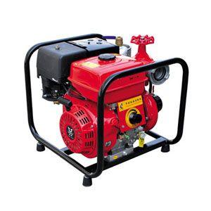 东进牌JBQ5.0/8.6手抬式消防泵带真空泵