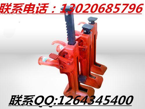 庆安厂家制造起道机齿条式起道机