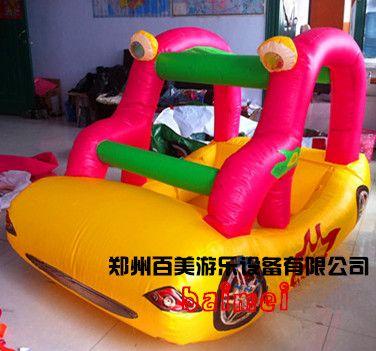 四川巴中猴年新款儿童充气电瓶车厂家直销