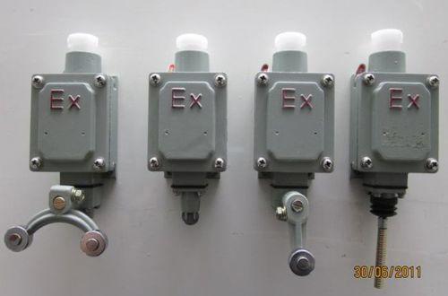 白化供应DLXK-15防爆行程开关价格,防爆行程开关生产厂家
