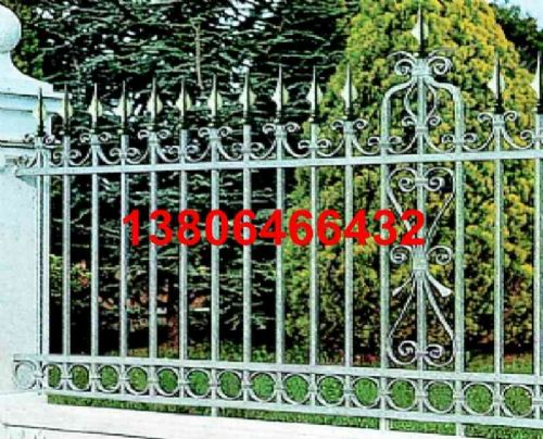 铁艺栏杆厂家直销|铁艺栏杆