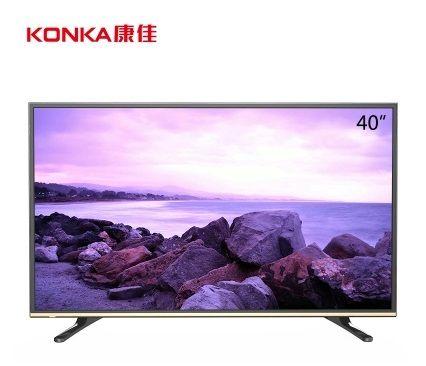 konka/康佳 led40f2600c